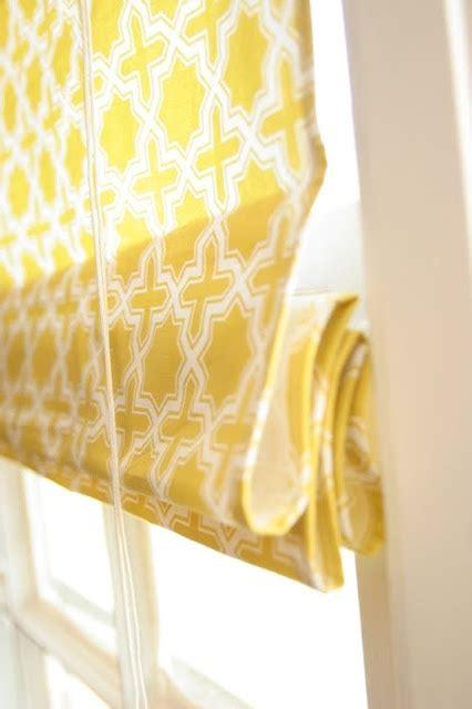 roman curtains diy diy roman shades using mini blinds