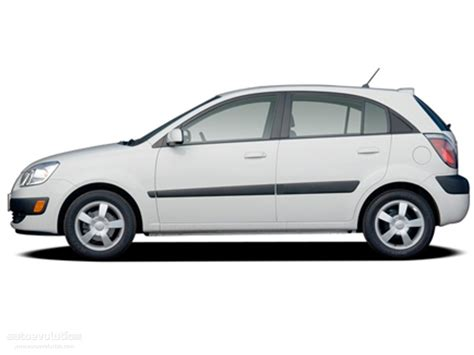 hatchback cars kia kia rio hatchback specs 2009 2010 2011 autoevolution