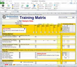 matrix table template matrix skills matrix template