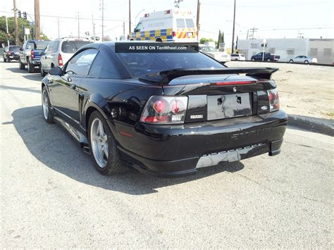 2000 mustang supercharger 2000 ford mustang supercharger gt coupe 2 door 4 6l