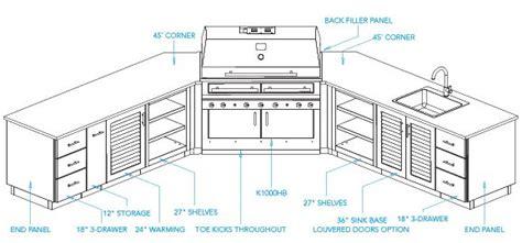 sle layout of kitchen top 28 outdoor kitchen design plans free outdoor