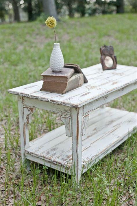 Rustic White Coffee Table Rustic White Coffee Table Bukit