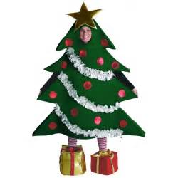 Christmas tree adult christmas tree costume image