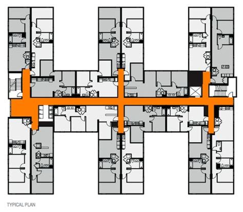 6 unit apartment building plans jetson green fabrication for the future the modules