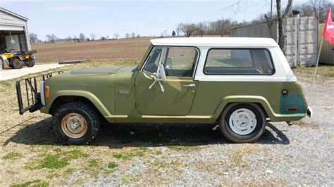 1972 Jeep Commander 1972 Jeep Commander For Sale Jeep Commander 1972 For