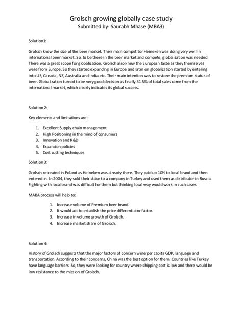 mba resume review