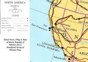 charming california mapa my