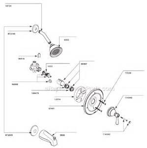 moen t2112 parts list and diagram ereplacementparts