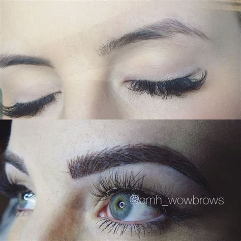 eyebrow feather tattoo uk hair stroke feather touch tattooed eyebrows cosmetic