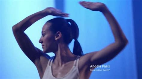 infinity commercial actress always infinity pads tv commercial angela paris ispot tv