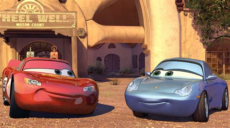 cars sally and lightning mcqueen lightning mcqueen gallery disney cars
