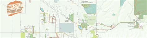 bozeman trail map trail map gallatin valley land trust