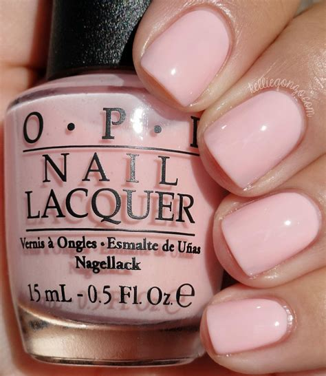 opi light pink colors kelliegonzo opi soft shades oz the great and powerful