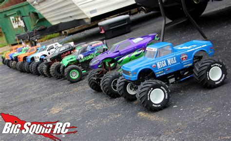 rc monster truck video rc monster truck 171 big squid rc news reviews videos
