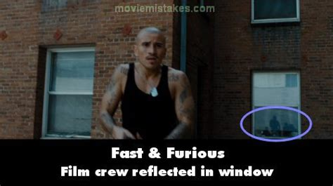 fast and furious bloopers fast furious 2009 movie mistake picture id 197120