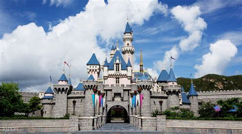 hong kong hong kong disneyland discount tickets klook