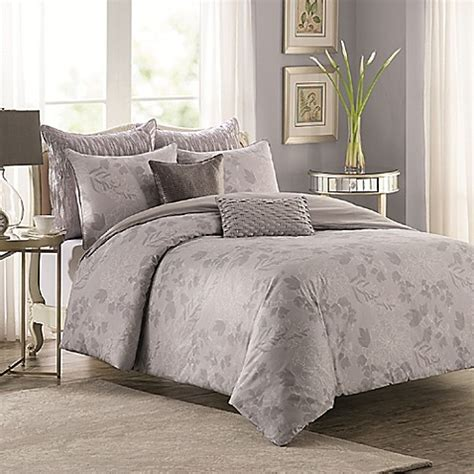 Bed Cover Set Impression Terragon Uk180160 3pc floral impression king duvet cover bed set folage floral ebay