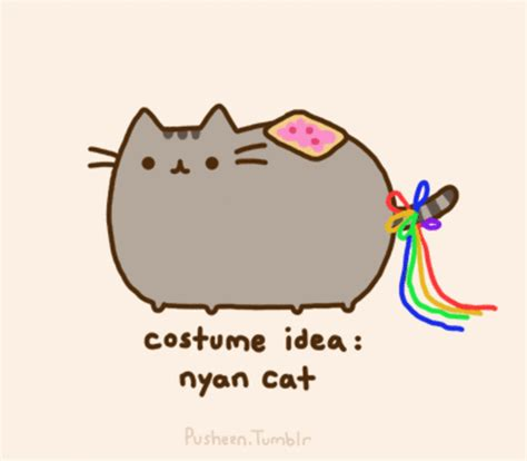 Nyan Cat Know Your Meme - nyan cat pusheen know your meme
