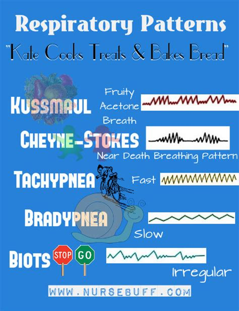 breathing pattern video 50 mnemonics tricks every nurse should know nursebuff