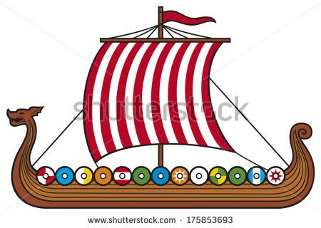 how to draw a easy viking boat viking boat drawing at getdrawings free for personal