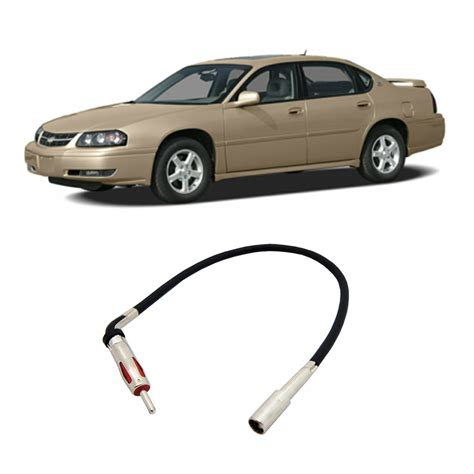 2002 chevy impala aftermarket parts chevy impala 2000 2005 factory stereo to aftermarket radio