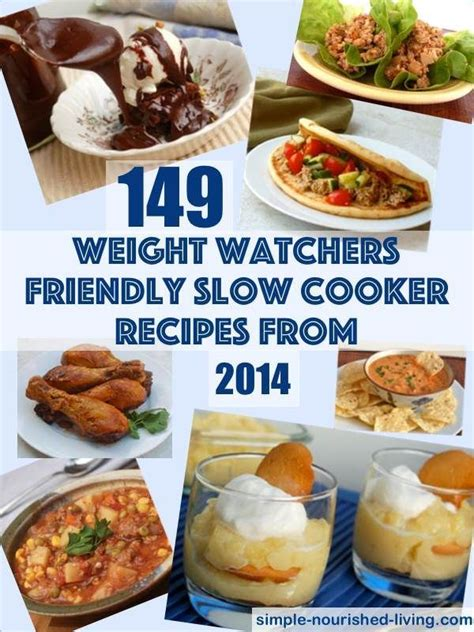 cooker weight watchers recipes weight watchers crock pot recipes with points plus values