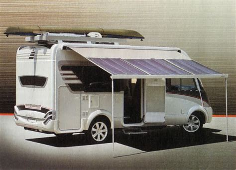 wohnmobil markise 1000 solar ideen wohnmobil mit integrierter solar markise