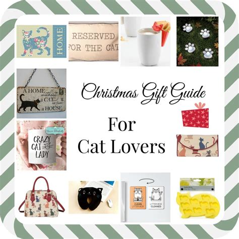 christmas gift guide 2016 for cat lovers janine s little