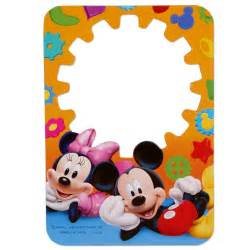 minnie mouse card templates free mickey mouse invitation template graduations