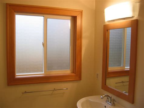 privacy glass windows for bathrooms 1927 sellwood craftsman home