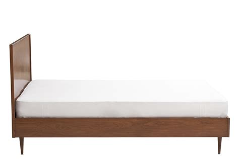 midcentury modern bed midcentury modern king bed beds bedroom by urbangreen furniture new york