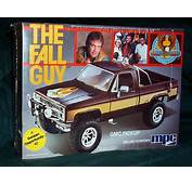 Remember The Fall Guy From 80's I Loved That GMC Truck Jumping
