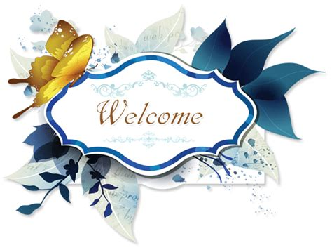 vintage welcome signs clipart clip art library