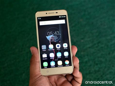 themes for lenovo vibe k5 plus review lenovo vibe k5 plus android central