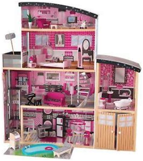 doll houses that fit barbies barbie doll house ebay