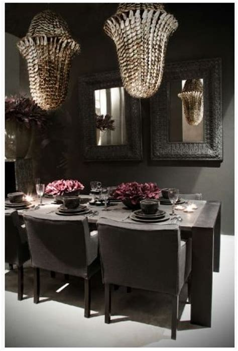 dark dining room chandeliers if one is good then two must be better