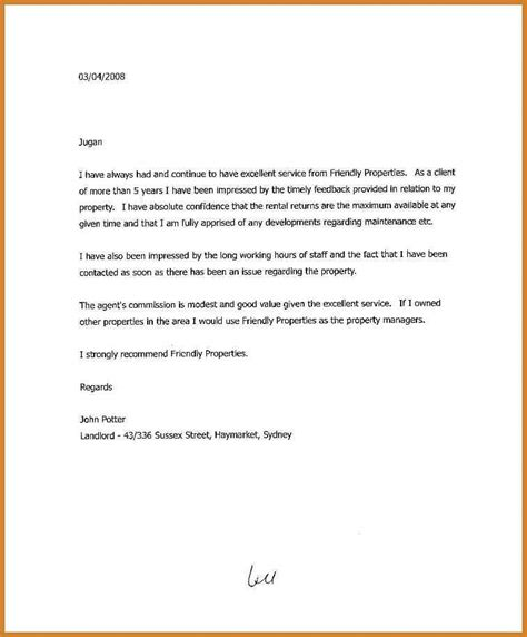 Character Reference Letter Notarized Landlord Reference Letter Notary Letter