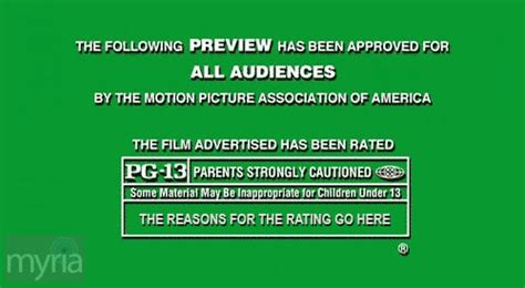 film up rating is it illegal for a 10 year old to see pg 13 movies myria