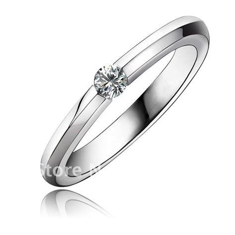 simple style engagement ring ring