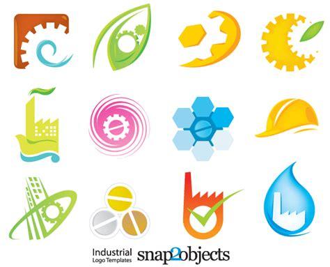 free new logo design free vector industrial logo elements 123freevectors