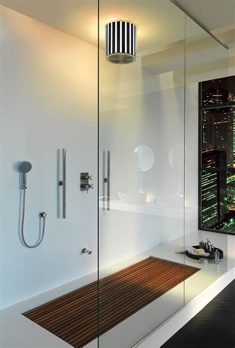 Modern Bath Shower bathroom interiors jaclo shower bar jpg