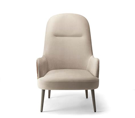 High Back Lounge Chair by Da Vinci 05 High Back Lounge Chair Style Matters