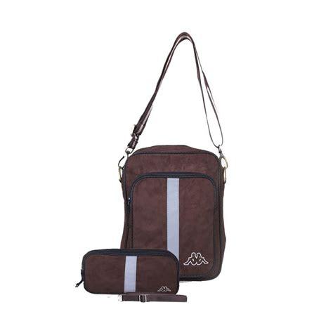 Asterluna Tas Sling Bag Wanita Bts 759 jual kappa sling bag with waist bag tas pria brown