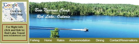 bow lake boat access red lake ontario fishing c access is ultimately boat in