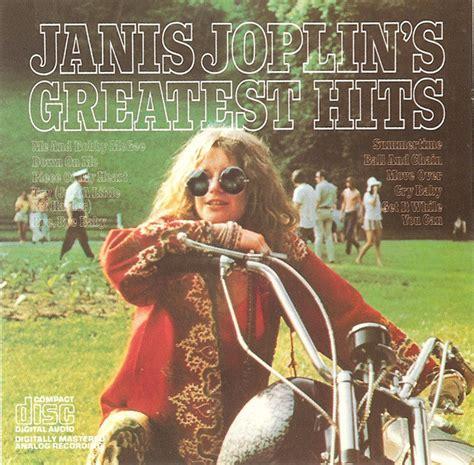 janis joplin janis joplins greatest hits cd compilation reissue repress discogs