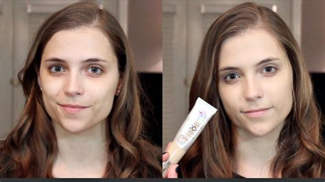 it cosmetics cc cream light review it cosmetics cc cream review demo youtube