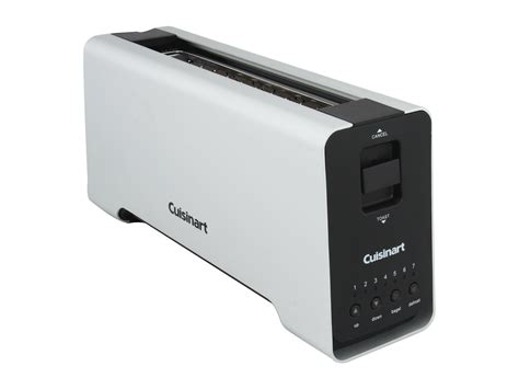Cuisinart Cpt 2000 Toaster cuisinart cpt 2000 2 slice extruded slot toaster shipped free at zappos