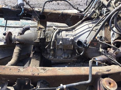 transmission control 1986 ford e series on board diagnostic system 1999 ford 4r70w stock t salvage 1221 ftm 1798 transmission assys tpi