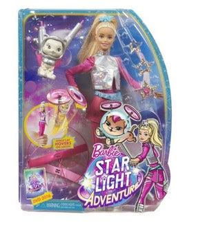 film barbie starlight adventure barbie starlight adventure barbie doll barbie movies