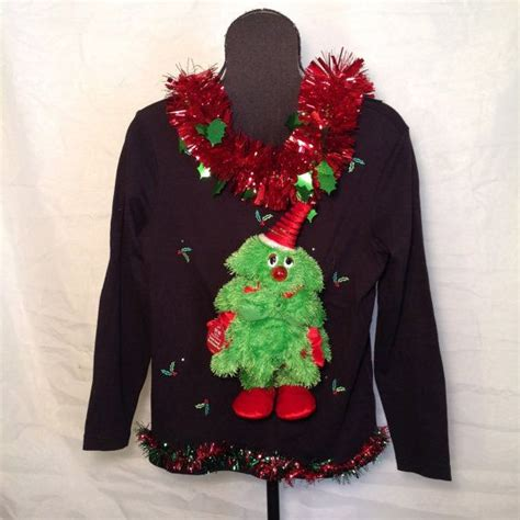 sweaters that light up and sing 20 best singing moving light up sweaters